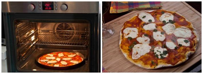 ιταλική πιτσα μαργαρίτα 2