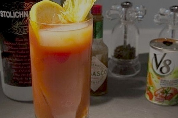 Bloody Mary Cocktail Syntagi