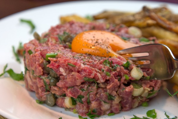 Steak Tartare Spitiko