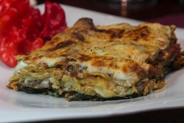 lasagna vegeterian