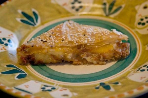pita mousaka