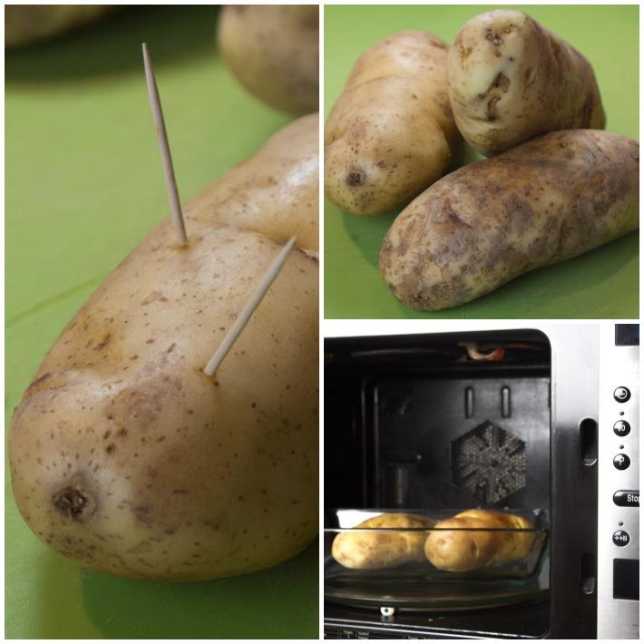 πατάτες τηγανητές σε τρια στάδια
