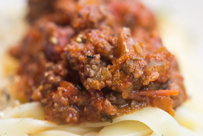 Η τέλεια σάλτσα για μακαρόνια με κιμα