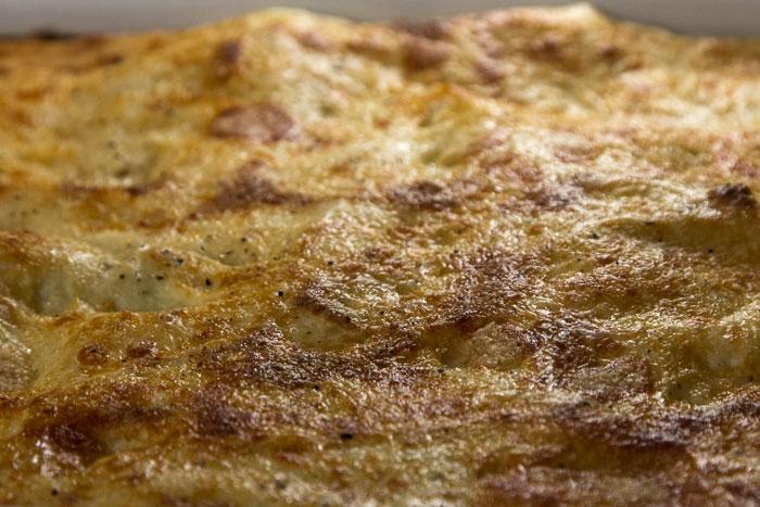 αυθεντική σάλτσα μπεσαμέλ σε 10'