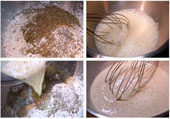 κουρκούτι τεμπουρα για μπουκιες μπακαλιάρου τηγανητού1