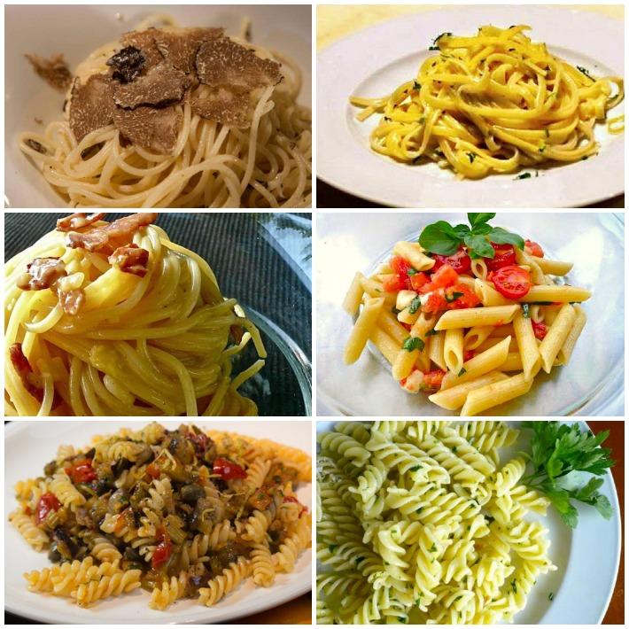 Τα 10 μυστικά για τέλειες  Ιταλικές μακαρονάδεσ
