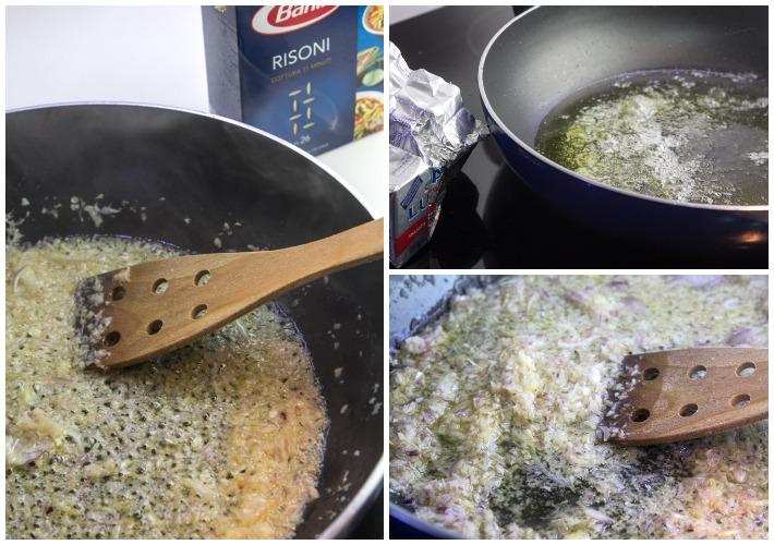 Κριθαρότο με άγρια μανιτάρια 2