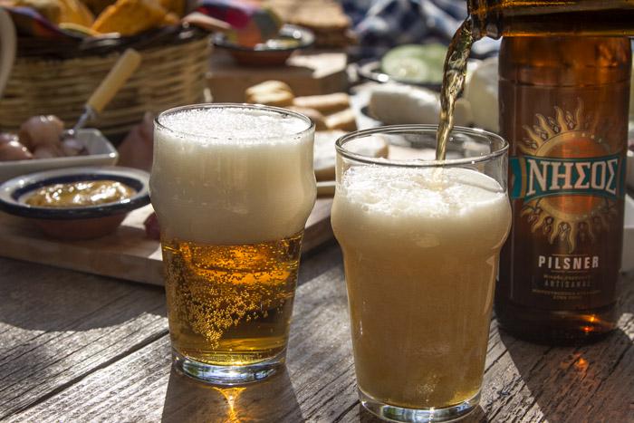 μπυρα νησος