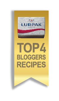 TOP 4 BLOGGER BADGE