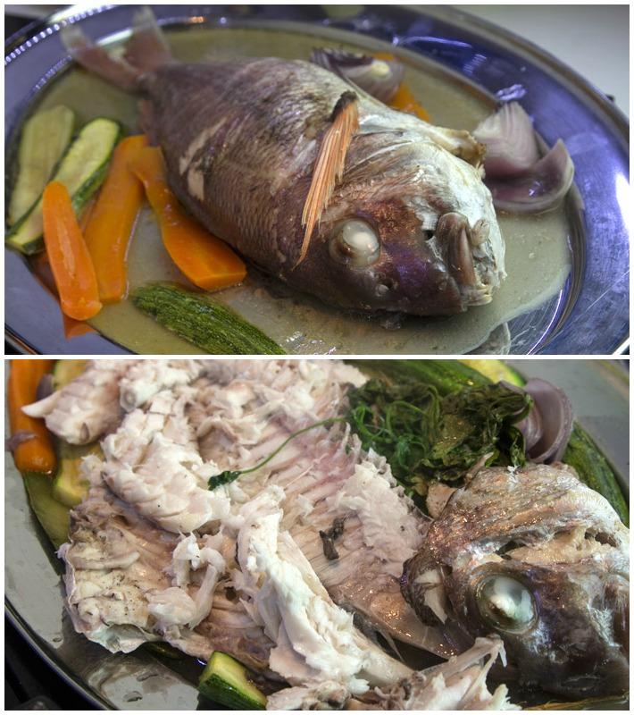 Εύκολο Ψαρι ψητό στο φούρνο 5