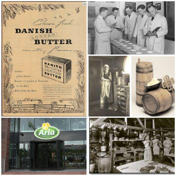 LURPAK DANISH BUTTER HISTORY 2