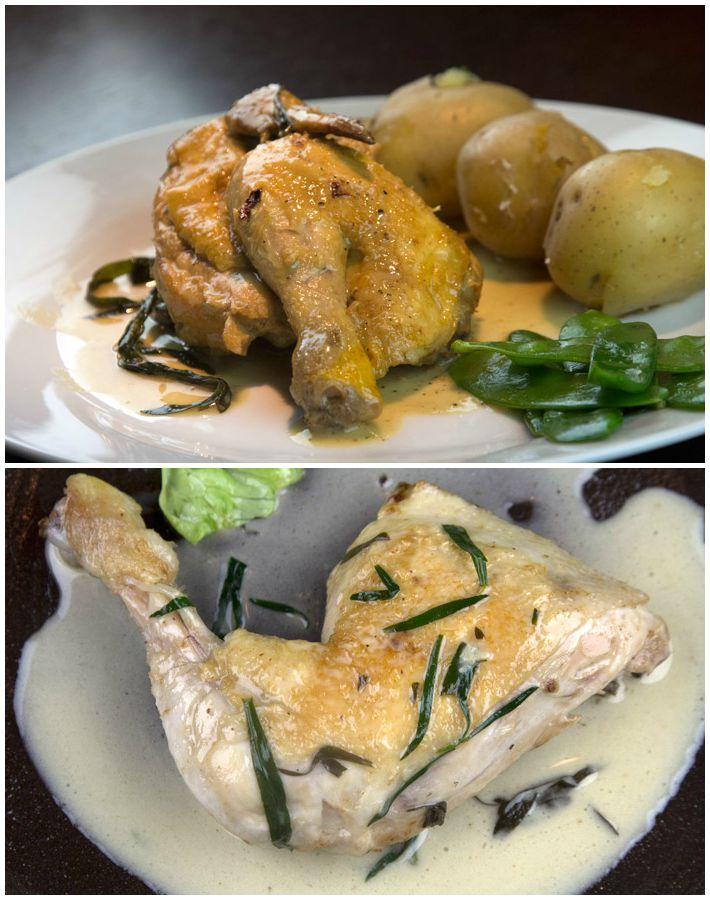 κοτόπουλο εστραγκόν 5