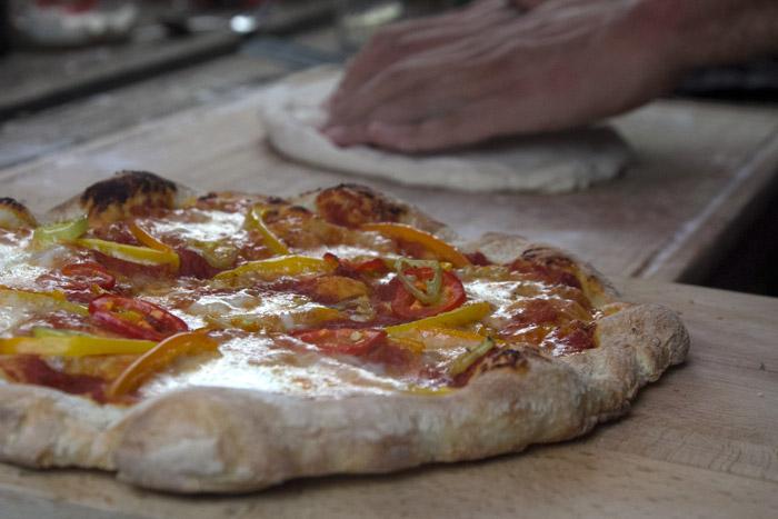 ιταλικη σπιτικη πιτσα
