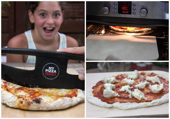SPITIKI PIZZA -  - σπιτικη ζύμη πίτσας