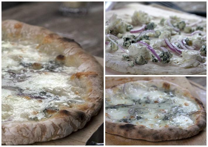SPITIKI PIZZA 5  - σπιτικη ζύμη πίτσας