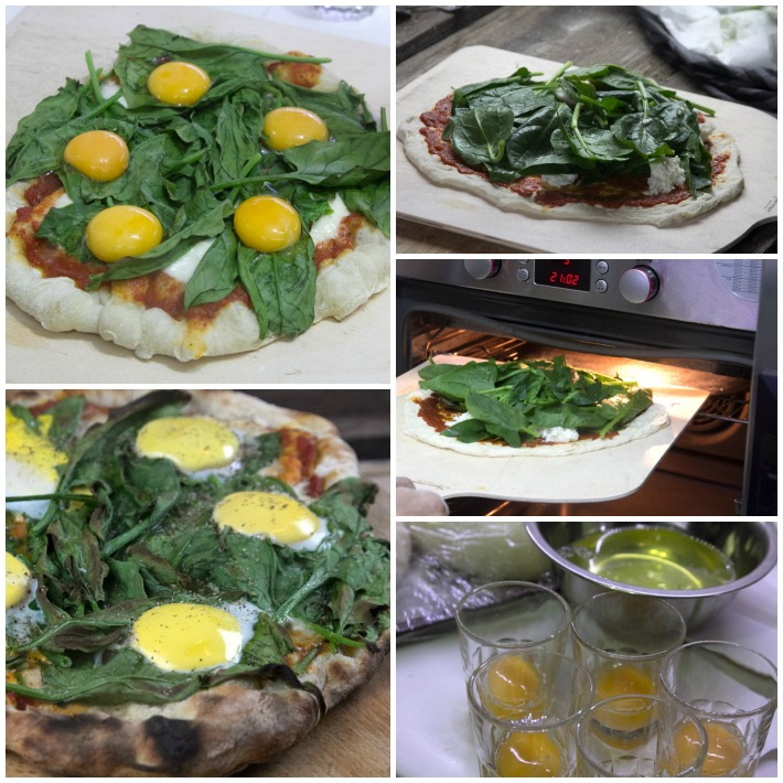 SPITIKI PIZZA 6  - σπιτικη ζύμη πίτσας