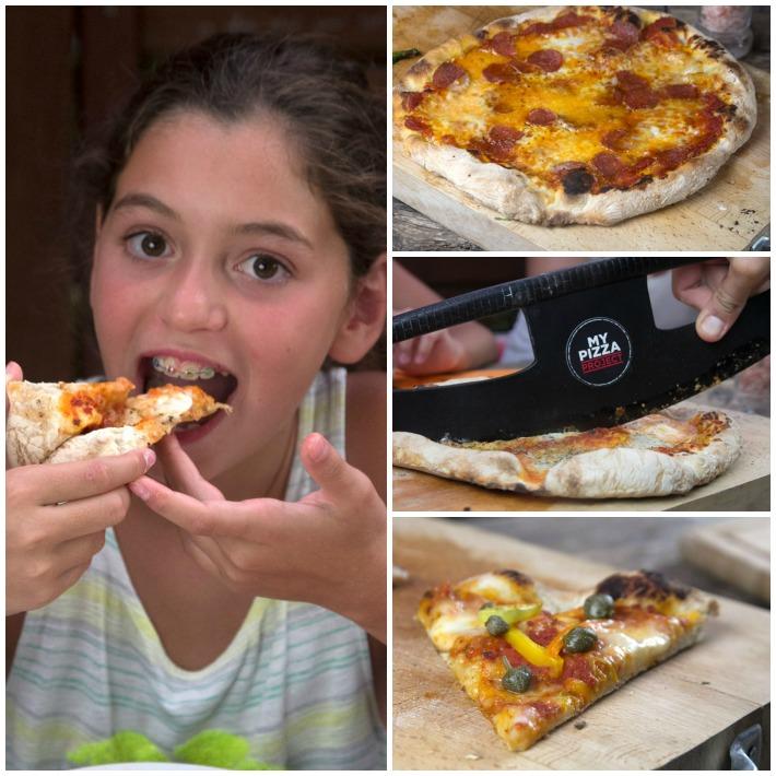 SPITIKI PIZZA 7 zymh gia pitsa