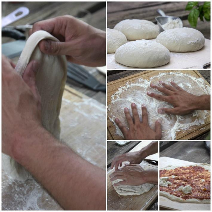 SPITIKI PIZZA 8  - σπιτικη ζύμη πίτσας