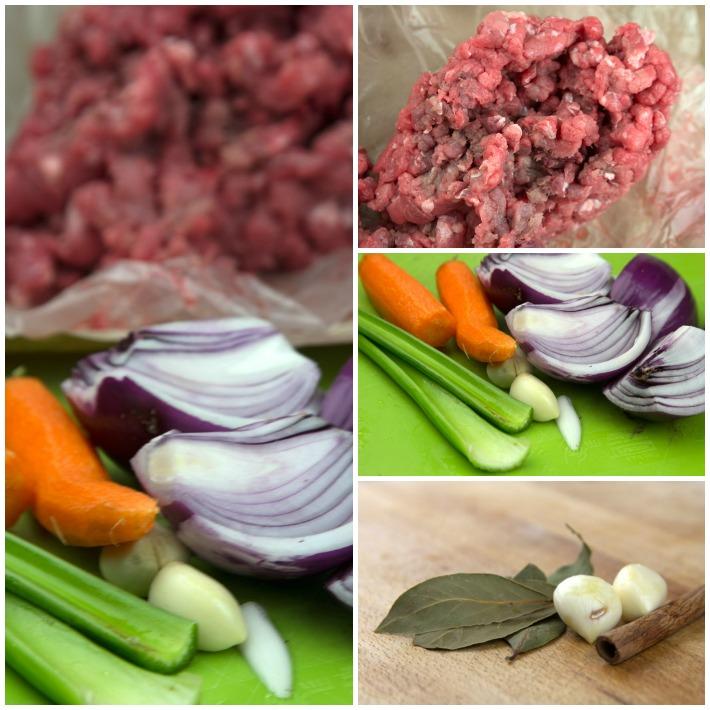 σάλτσα μπολονεζ για σπαγγετι