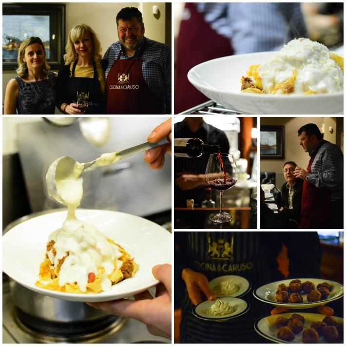 Cucina Caruso @ Common Secret 3