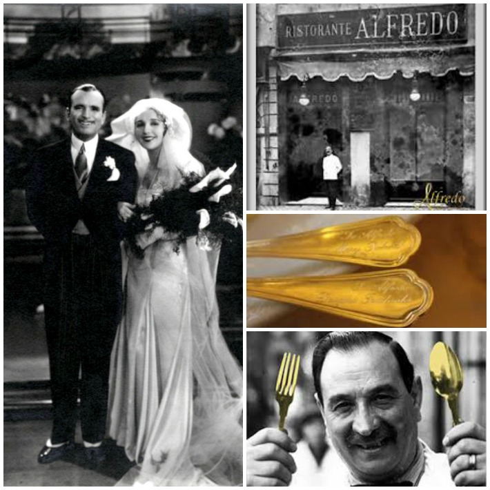 alfredo - douglas fairbanks - mary pickford
