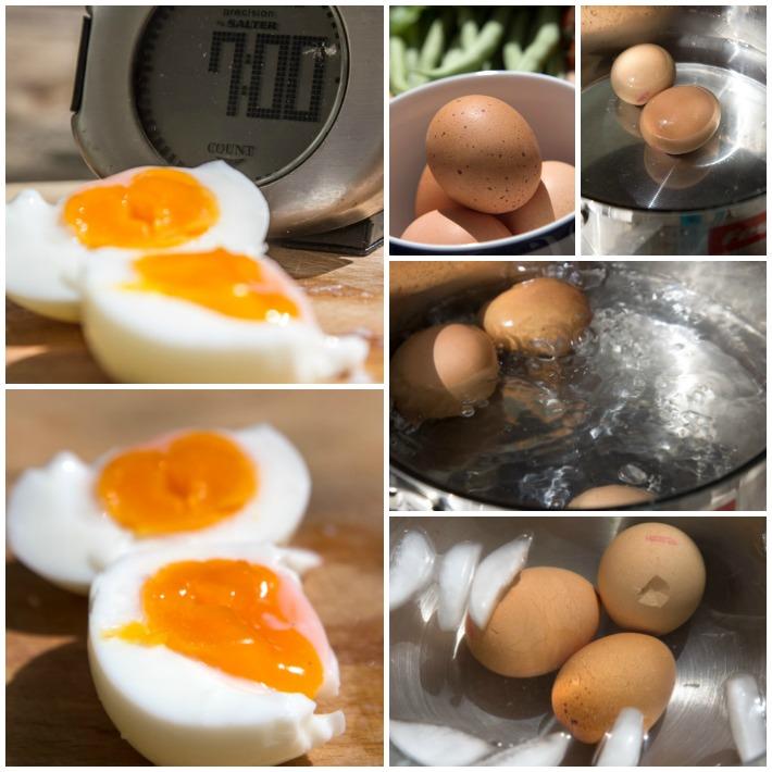 αυγό μελάτο
