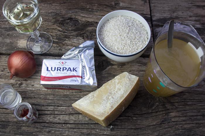 Τεχνική του Ριζότο - Lurpak
