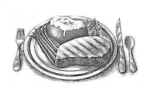 Φιλέτο πιπεράτο steak au poivre