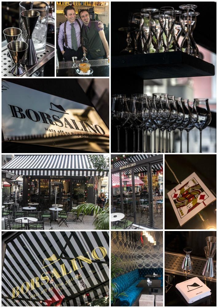 Borsalino Bar Athens