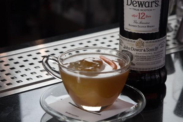Caruso Fix Cocktail @ Borsalino Bar