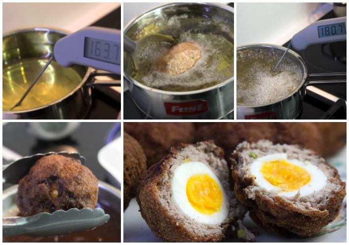 πως φτιάχνετε Scotch Eggs