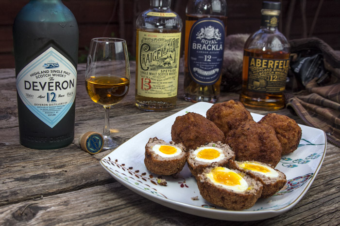 Scotch Eggs & Single Malts