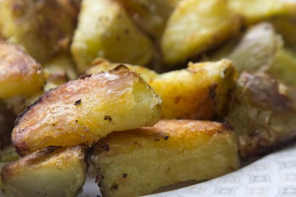 Texniki patates fournou