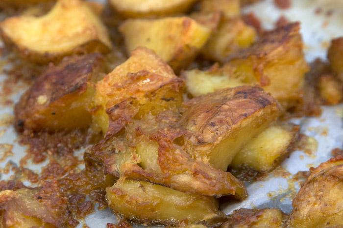 μυστικά τραγανές τηγανιτές πατάτες φουρνου