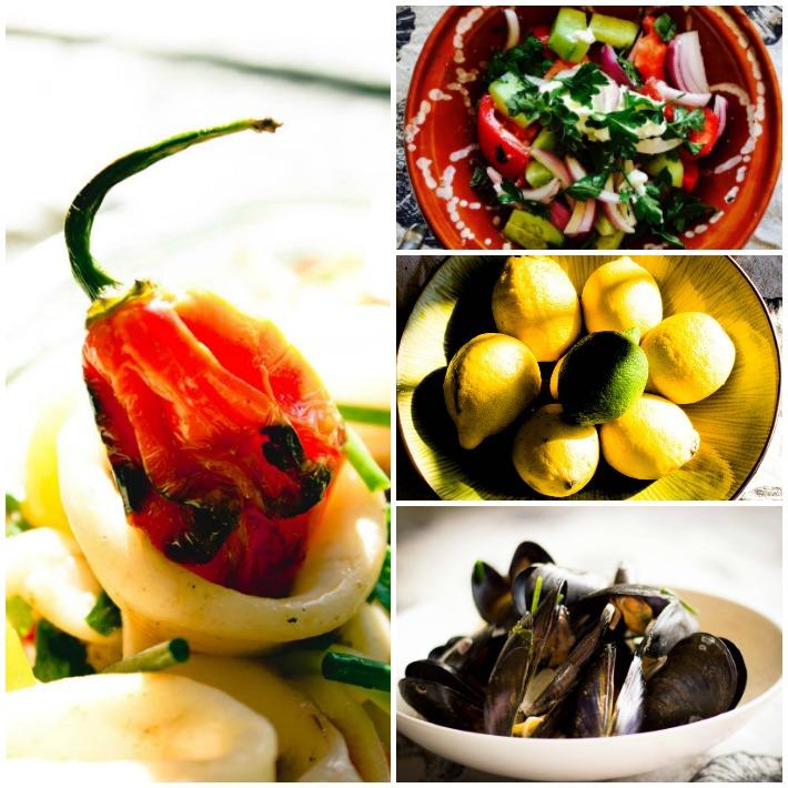 Ευριπίδης Αποστολίδης - αισθητική καθημερινής μαγειρικής