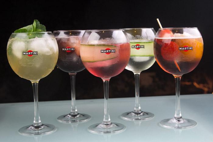 5 απεριτιφ Martini Tonic Κωνσταντινος Καπνιάρης