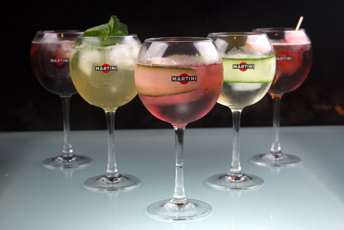 5 Aperitivo Martini Tonic