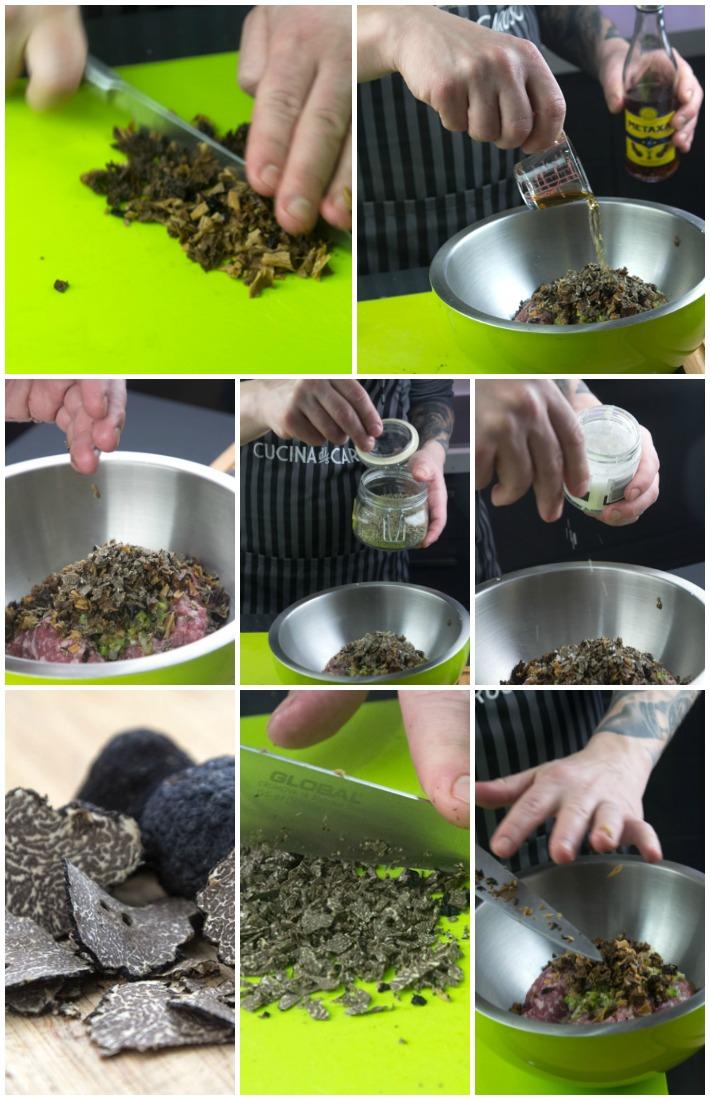 πάπια σε σφολιάτα με φουα γκρά και τρούφες -Στέλιος Αρακάς