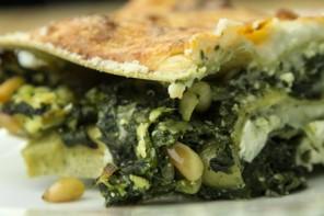 Μια γέμιση Σπανάκι-Ανθότυρο σε Τρεiς Συνταγές Ζυμαρικών (VIDEO)