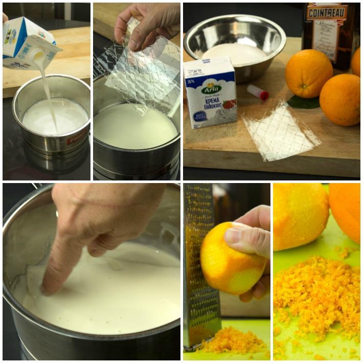 πανακότα πορτοκάλι 1