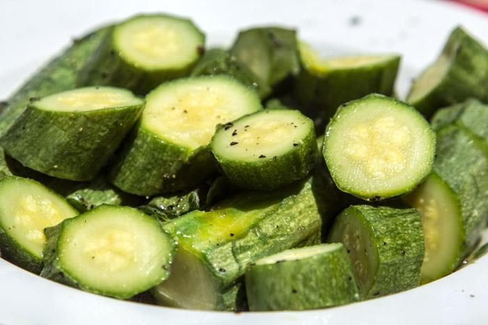 λαχανικά αλ ντέντε