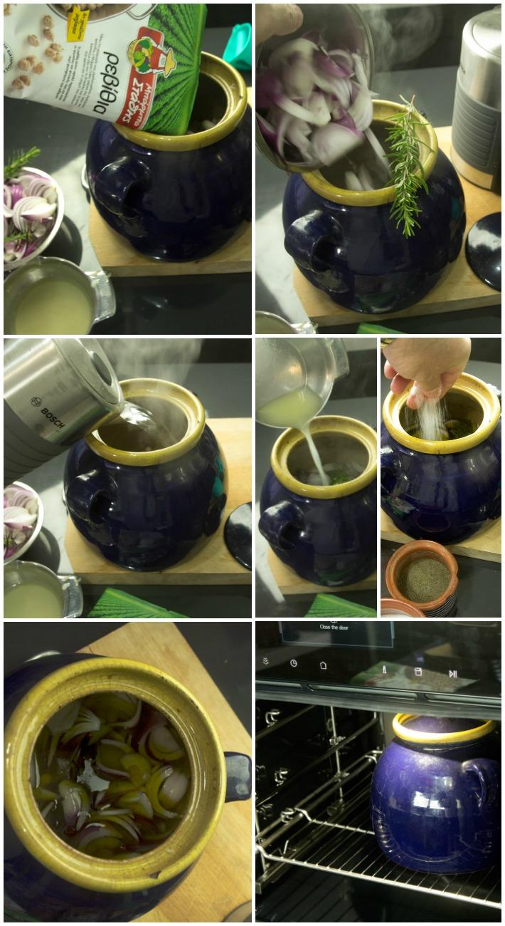 ρεβιθάδα παραδοσιακή σε τσικάλι