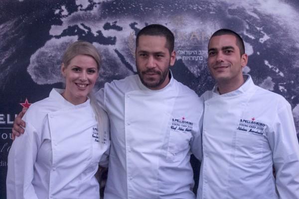 San Pellegrino Young Chef Tel Aviv