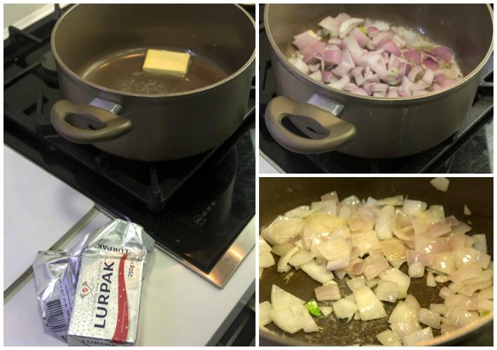 σούπα βελουτέ κολοκύθα κάστανο