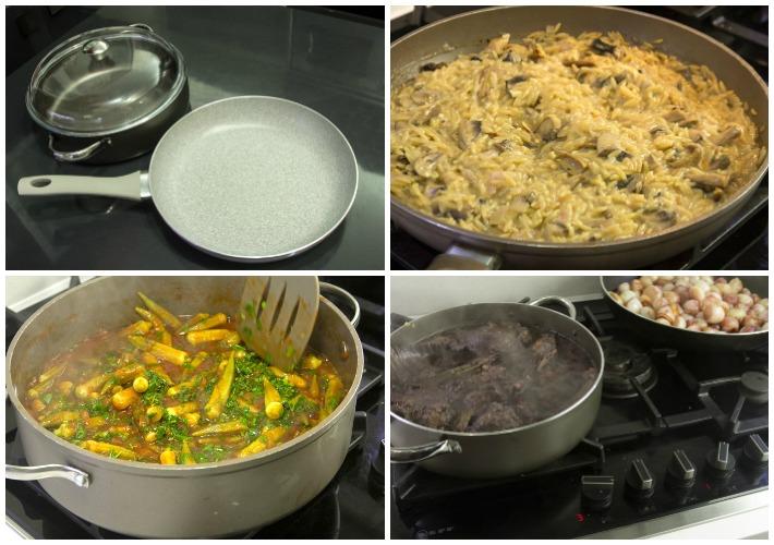 Απαραίτητος εξοπλισμός κουζίνας - τηγανια- ταβαδες