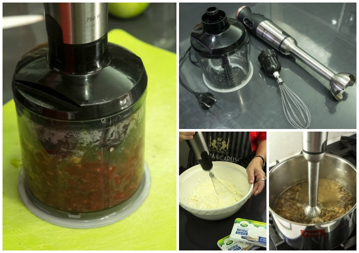 Απαραίτητος εξοπλισμός κουζίνας - ραβδομπλεντερ