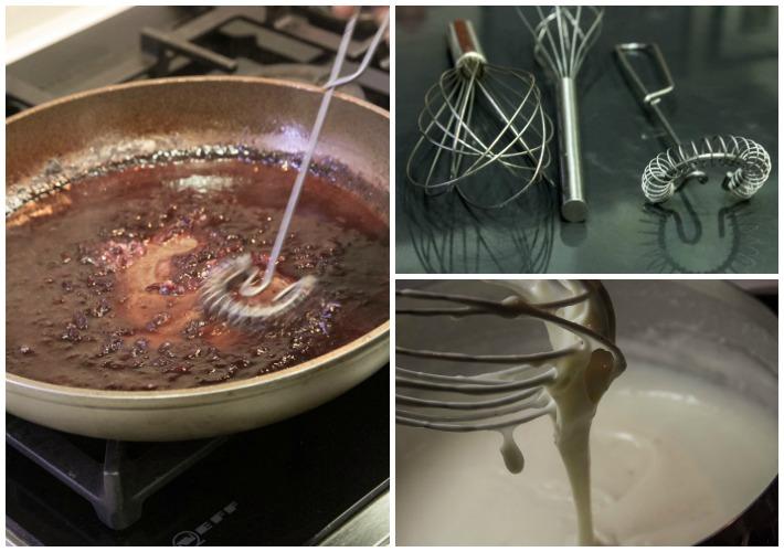 Απαραίτητος εξοπλισμός κουζίνας - φουε, συρμα