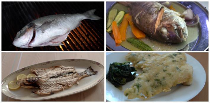 Μυστικά του Ψαριού : τσιπούρα, φαγκρί, λαυράκι, φιλέτο τσιπουρας τηγανητό