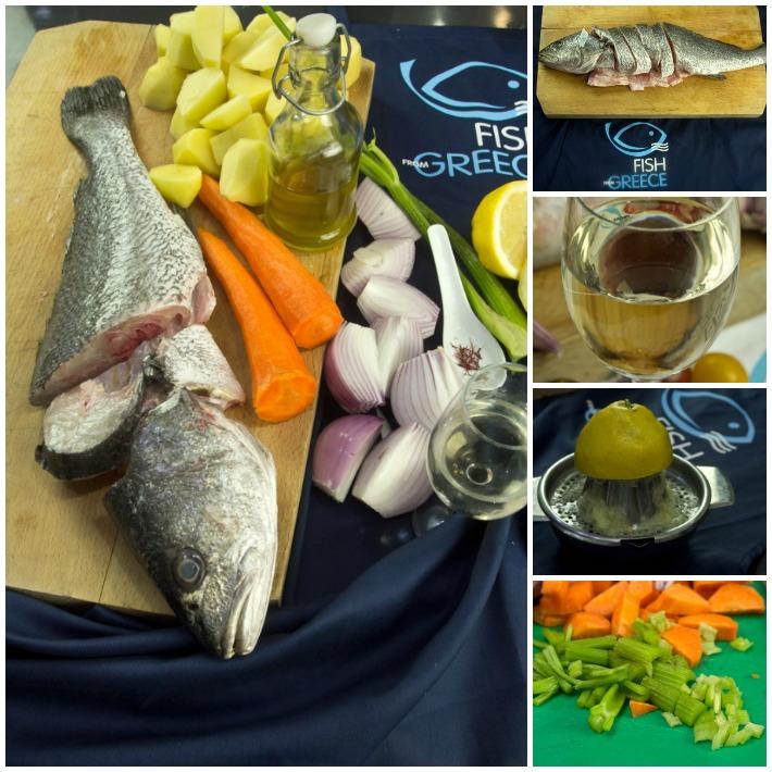 Ψαρόσουπα Κρανιού, κακαβιά απλή